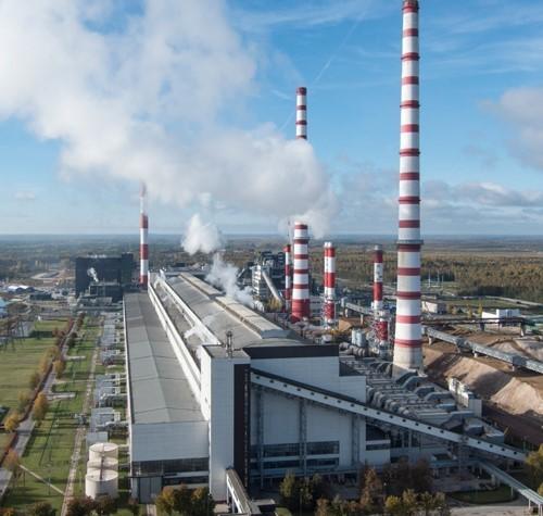 Sumitomo成功完成爱沙尼亚的CFB锅炉现代化项目