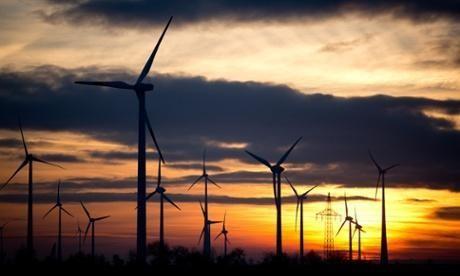 德国2018上半年风力发电达550亿度