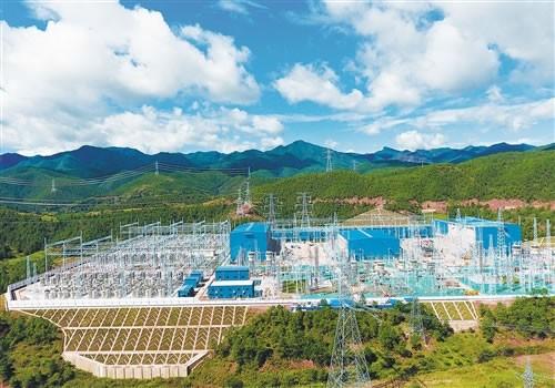 南方电网全力促进清洁能源消纳