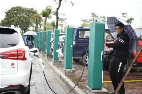 到2035年中国将占全球电动汽车近60%的销量