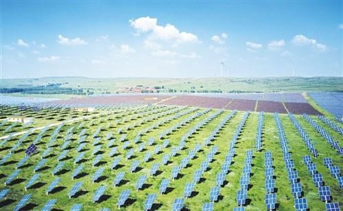 张家口可再生能源装机容量1203万千瓦