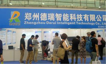 郑州德瑞智能科技有限公司参展2018年上海SNEC光伏展会