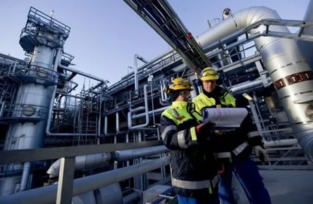 瑞典支持哥德堡制氢厂