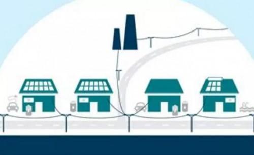 虚拟电厂在浙江湖州的长兴新能源小镇落地