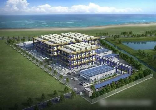 韩国开建世界上最大副产氢能发电厂