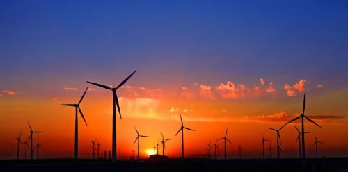 2018半年风电发展实现'双升双降'