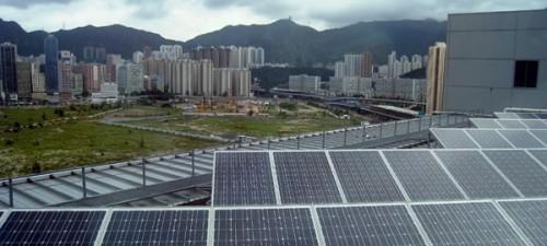 香港光伏上网电价补贴计划启动