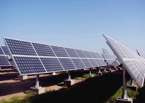 滄州市獻縣光伏發電幫貧困戶穩定脫貧