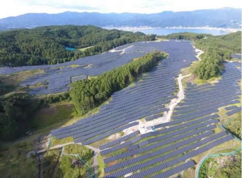 日本对大规模光伏电站进行更严格的环境监管