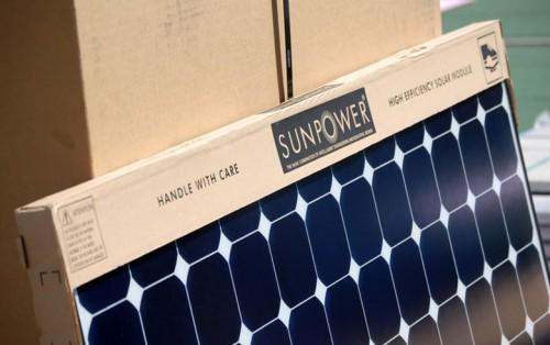 SunPower庆祝美国推出太阳能关税排除名单