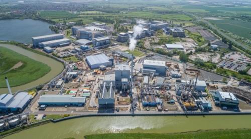 英国肯特生物能源工厂开始商业运营