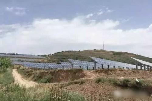 宝鸡市陇县7座村级光伏电站成功并网