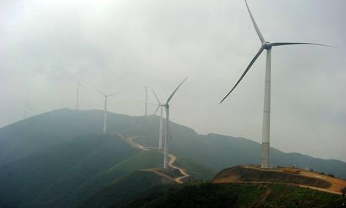 湖南电网风电电力和日电量双创新高