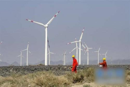 新疆前八個月風電和光伏發電持續提升
