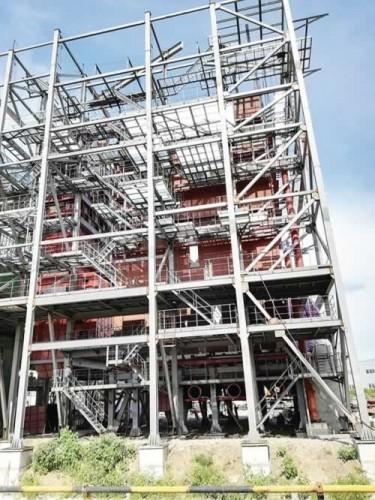 长青生物质项目'跑'出全省最快建设速度