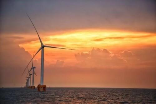 海上风电需求巨大 市场总空间有望超万亿