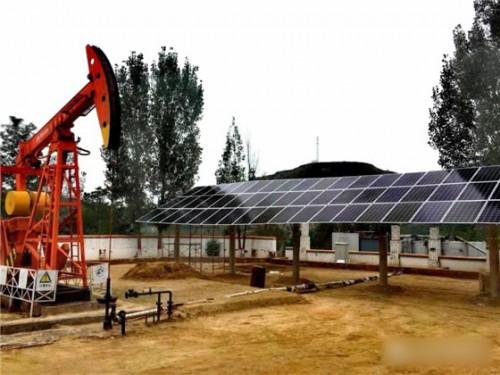 陕西延安20KW分布式能源站成功并网