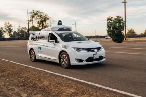 加州批准 谷歌无人车Waymo没人类司机就可上路