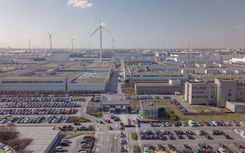 沃尔沃在比利时的工厂采用光伏发电