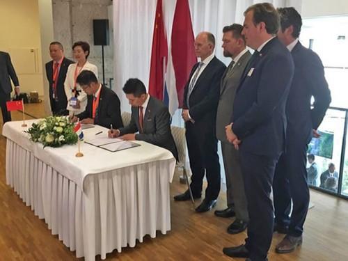 锂威克斯签署了19亿美元在华建设电池工厂的框架协议