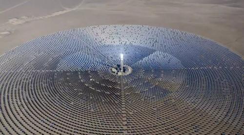 南半球最大的太阳能项目正在澳大利亚奥古斯塔港建设