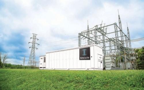 Innolith推出突破性产品挑战锂离子电池