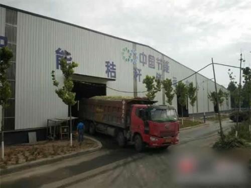 臨漳縣大型沼氣工程年'吃'秸稈14萬噸