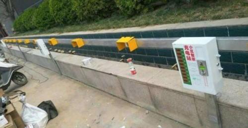 银川兴庆区推广安装充电桩 改善私拉飞线充电乱象