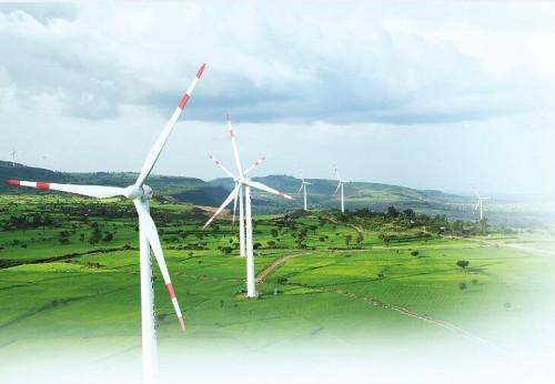 '非洲屋脊'上风电项目经典范本