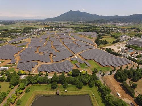 到2020年底日本将新增联网太阳能光伏装机容量17吉瓦