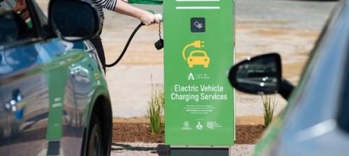 超高速充电网络促进电动汽车在澳大利亚的普及