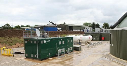 英国将大幅增加生产'绿色气体'的工厂