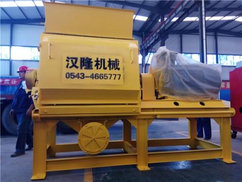 汉隆机械HL1250-500综合破碎机加HL650-1300高效粉碎机发货