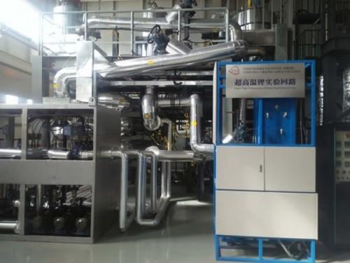 合肥研究院1500K超高温液态金属锂回路实现长时稳定运行