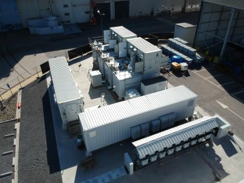 欧洲最大的工业储能试点项目正式起航