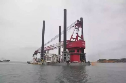 服务海上风电建设的'莆田样本'