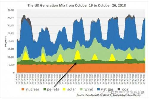 FutureMetrics:为什么燃煤发电站转换为使用木屑颗粒?