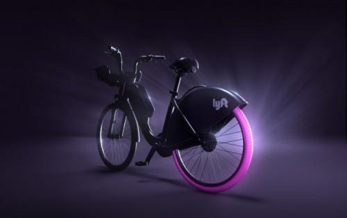 收购Motivate后 Lyft推出全新设计的共享单车