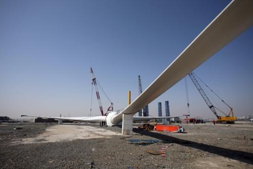 浙江岱山打造风电产业链