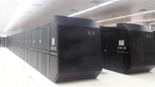 超级计算机500强发榜:中国占近5成数量压制 美国依旧夺冠