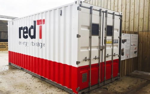 RedT在澳大利亚推出了1MWh混合储能系统