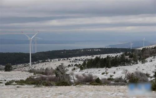 北方国际投资克罗地亚风电项目开工