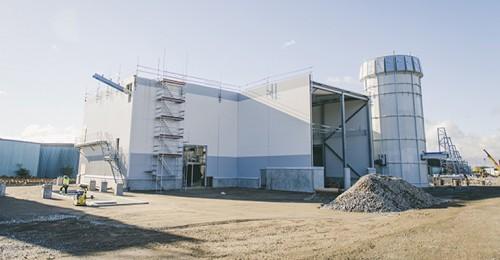 卡尔斯集团在瑞典建造颗粒工厂