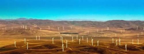 全国最大风电供暖项目供热站投产