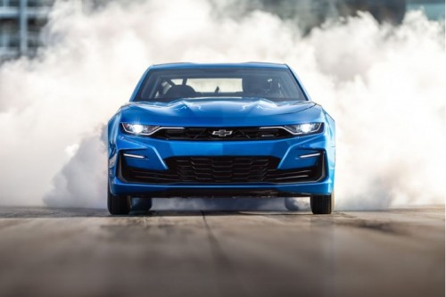 雪佛兰全新电动Camaro或勾勒出EV直线竞速赛的未来