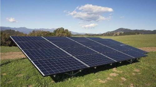 一块光伏电池板一年能发多少度电?