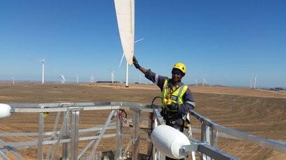 新兴的南非风电行业需要叶片修复的投资