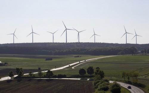 可再生能源占德国2018年前9个月发电量的38%