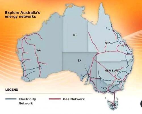 澳洲地广人稀电价高 储能成吸睛高手