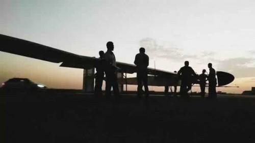航空工业飞院打造超大号太阳能无人机